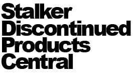 Stalker Discontinued Products Central