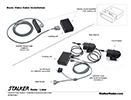 Download the Stalker Basic Video Cable installation sheet