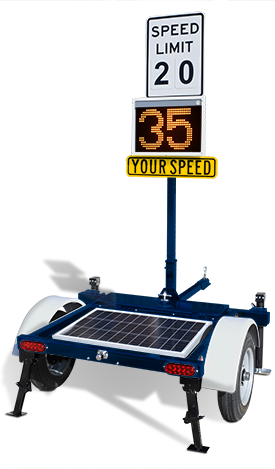 PMG shown with optional aluminum MUTCD-compliant bezel
