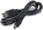 StalkerVUE USB cable connectivity