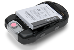StalkerVUE battery install