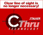 Stalker C-Thru Technolgy