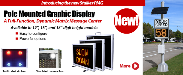 Introducing the new Stalker PMG
