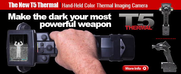 See the new T5 Thermal Color Imaging Camera from Stalker