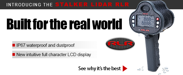 See the new Stalker Lidar RLR