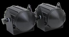 Stalker Radar PATROL K-Band antenna