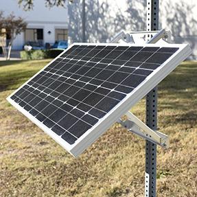 Stalker Radar Solar Panel