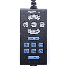 Stalker Radar motorcycle remote