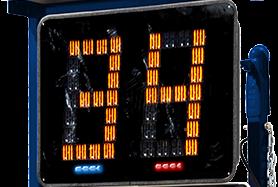 Stalker SAM speed trailer LED