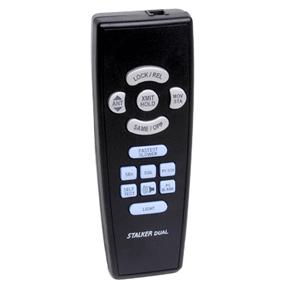 DUAL Ergonomic Remote