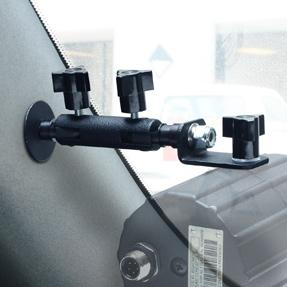 Dual Pivot Arm Antenna Mount