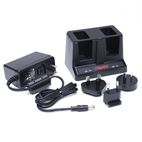 RLR 2-Bay Battery Charger