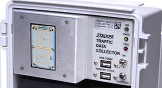 Stalker Radar traffic data collector