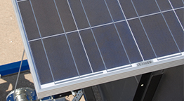 Stalker Message Center 360 Solar Panel