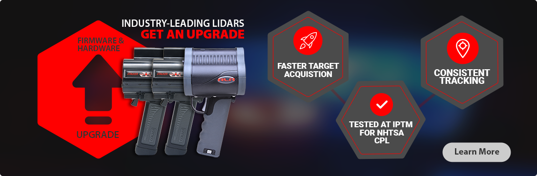 Stalker Lidar RLR - Lidar XLR - Lidar XS